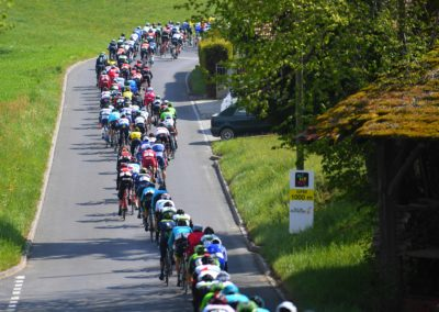 Cycling: 71st Tour de Romandie 2017 / Stage 3