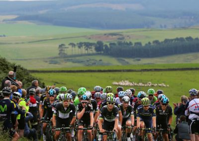Cycling: 14th Tour of Britain 2017 / Stage 2